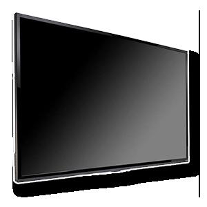TV-schermen